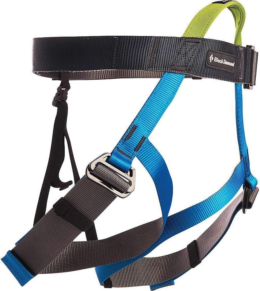 Black Diamond Vario Speed Climbing Harness - Kingfisher: Amazon.es ...