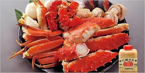 【蟹工船】かに鍋セット