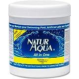 NaturAqua All in One - Tratamiento Natural y Ecológico Para Albercas, Spas, y Lagos Artificiales