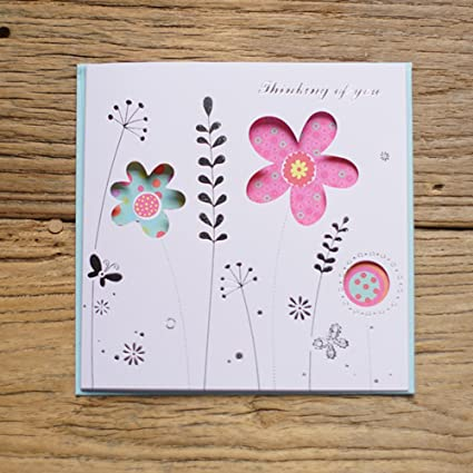 Amazon Mothers Day Card Hollow Thank You Card Birthdays Wish