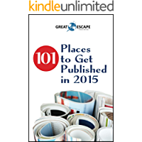 101 Places to Get Published in 2015