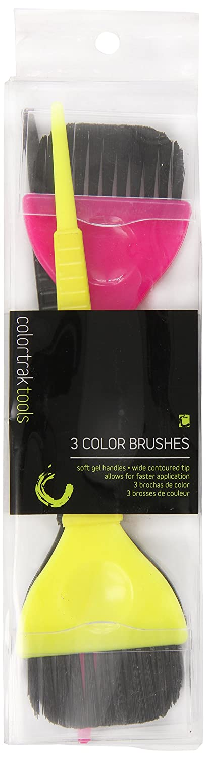 Colortrak Wide Color Brushes, 4.48-Ounce CTB3A