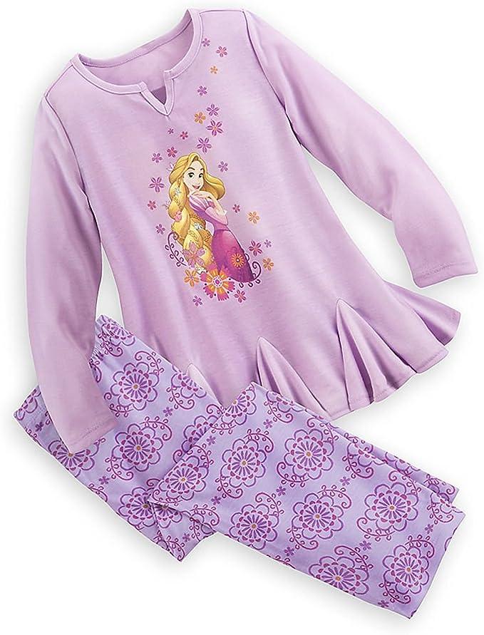 Disney Girls Rapunzel Nightgown Sleepwear