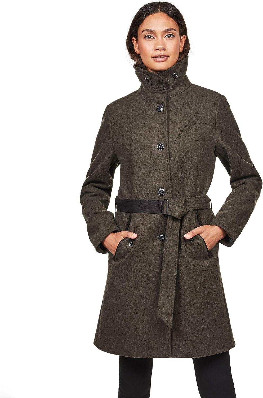 G-STAR RAW Empral Wool Abrigo para Mujer