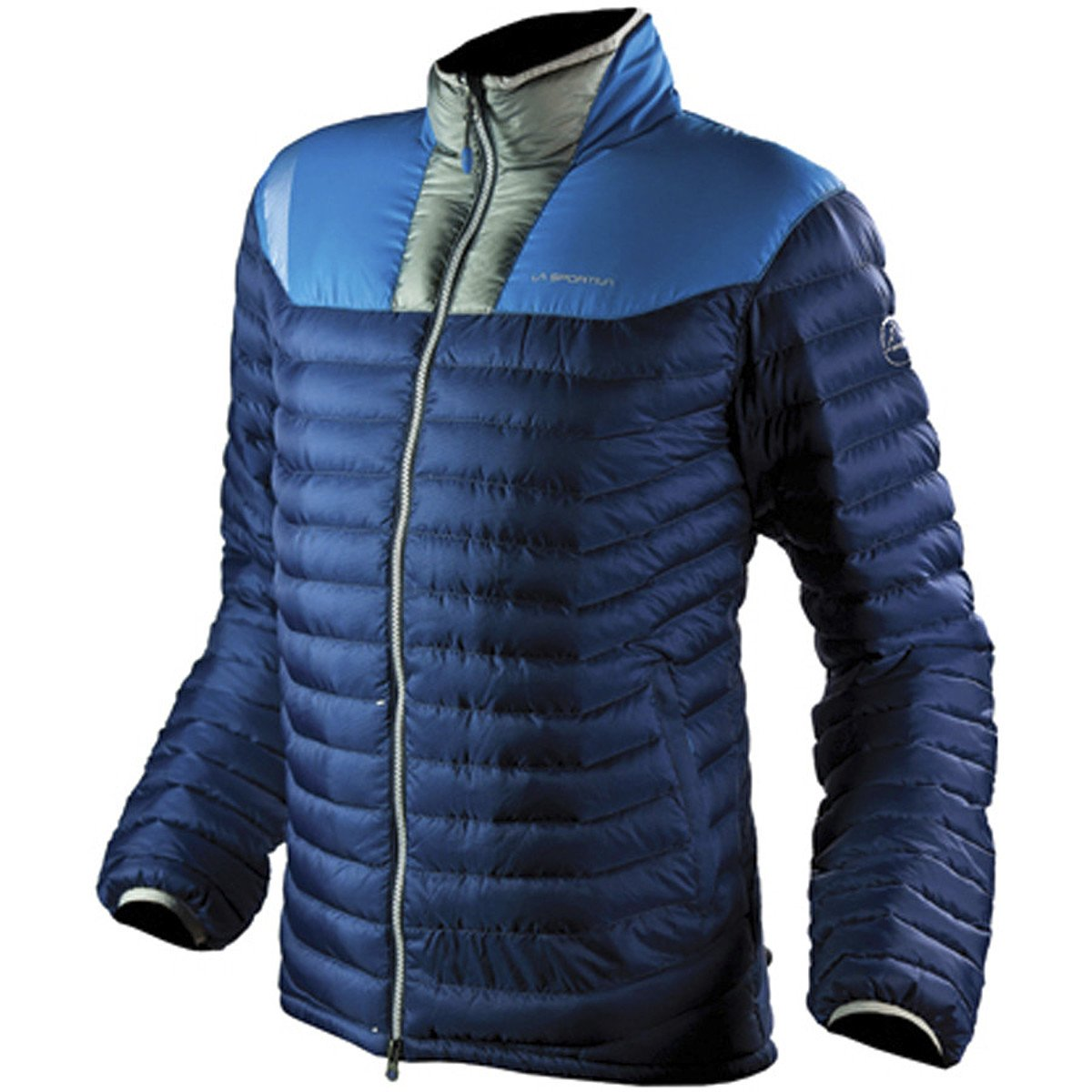 Amazon.com: La Sportiva Zoid Down Jacket - Men's Navy Blue Medium ...
