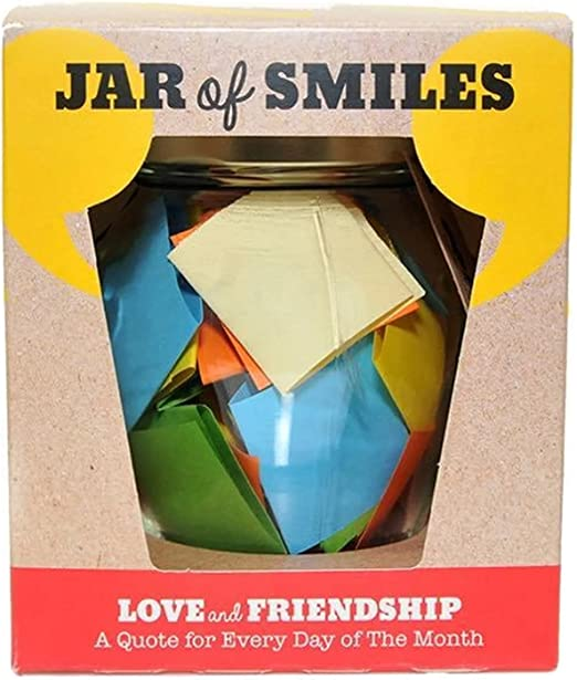 Jar of Smiles and Friendship