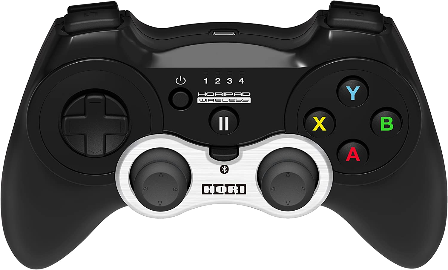 HORI HORIPAD Wireless Gaming Controller for iPhone, iPad and iPod touch - Mac HIP-043U