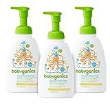Amazon Price History for:Babyganics Baby Shampoo and Body Wash, Fragrance Free, 3 Pack