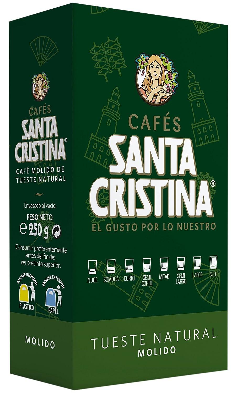 Santa Cristina Café de tueste natural - 1 paquete
