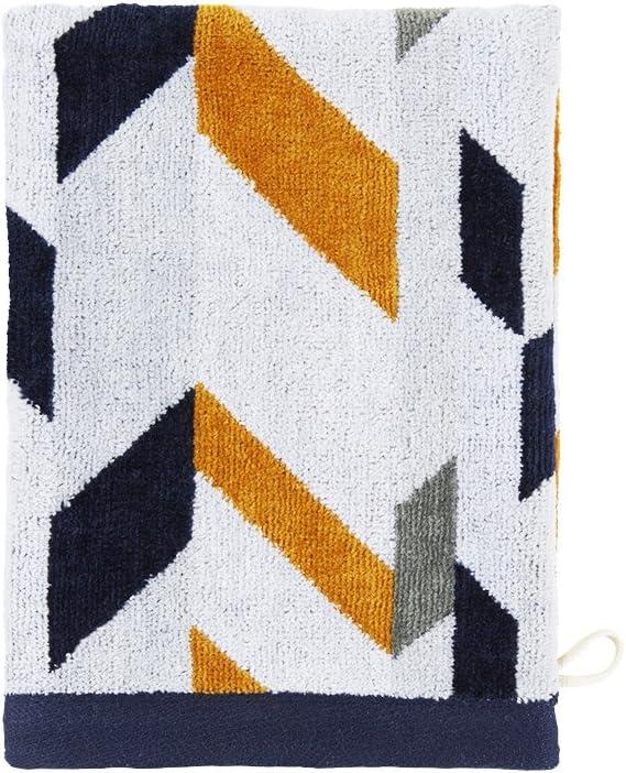Hugo Boss Home manopla de baño Epigram, algodón, 15 x 21 cm ...