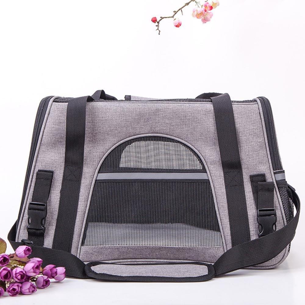 best-seller Dixinla Zaino per animali domestici Indossare Indossare Indossare la borsa borsa a tracolla singola fuori portatile portatile ad alta densità tela traspirante zaino x 28 cm  vendita outlet online