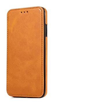 Cover for Leather Cell Phone Cover Kickstand Card Holders Premium Business Flip Cover iPhone Xs Max Flip Case