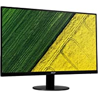 Acer SA0 SA230A 23-Inch FHD IPS Ultra-Thin Zero Frame Display Monitor, AMD Free Sync, 75Hz Refresh Rate, Black