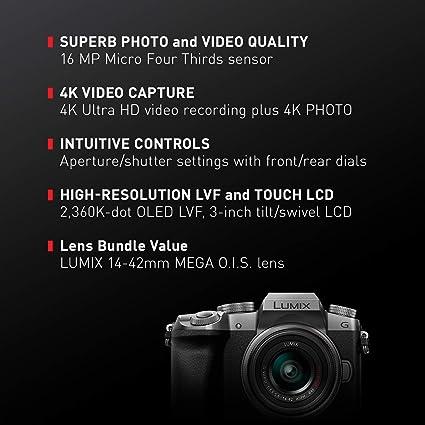Panasonic DMC-G7KS product image 11
