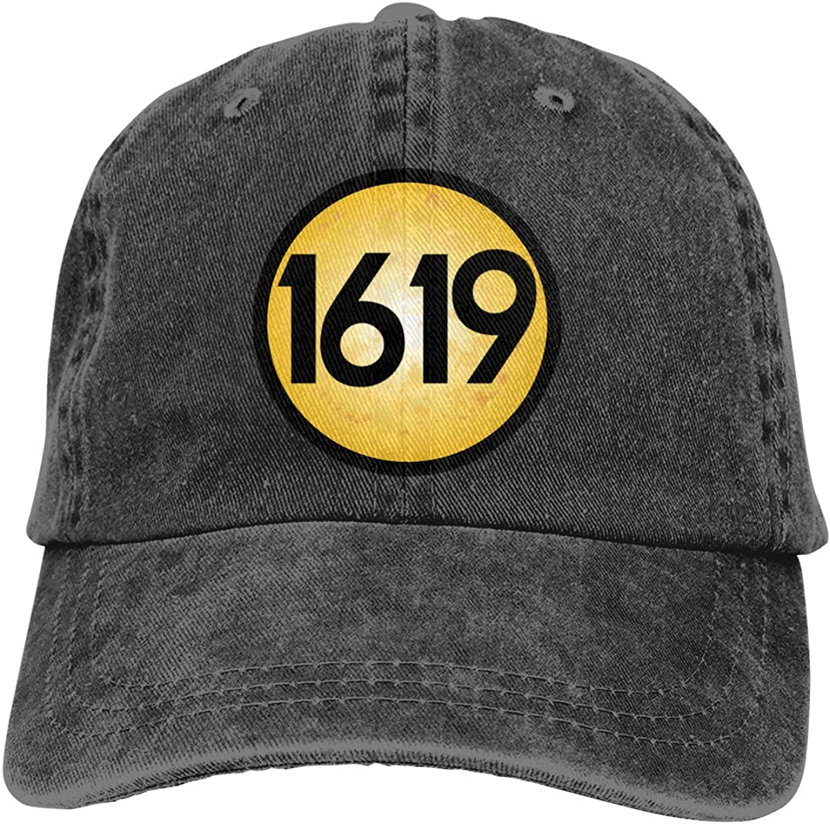 1619 Our Ancestors African American Pride Black History Denim Hats Cowboy Hats Dad Hat Fitted Cap