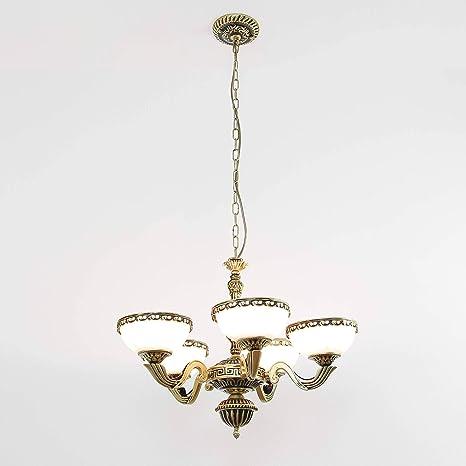Estilo Modernista - Lámpara de techo de 5 luces con ...