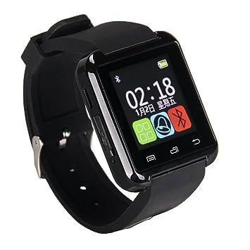 Smart Watches, eJiasu U8 Montre Connectée Bluetooth Batterie Smart Watch Sport pour les smartphones Android Samsung ...