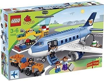 Lego Duplo 5595 Großer Flughafen Amazonde Spielzeug