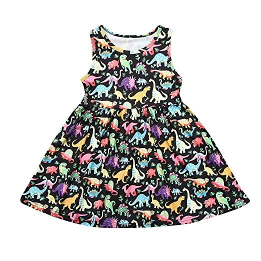 ce466cbc0 Amazon.com  LNGRY Baby Girls Dress