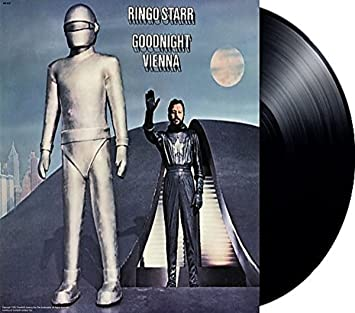 "The Beatles Polska: Ukazuje się LP Ringo Starra ""Goodnight Vienna"""