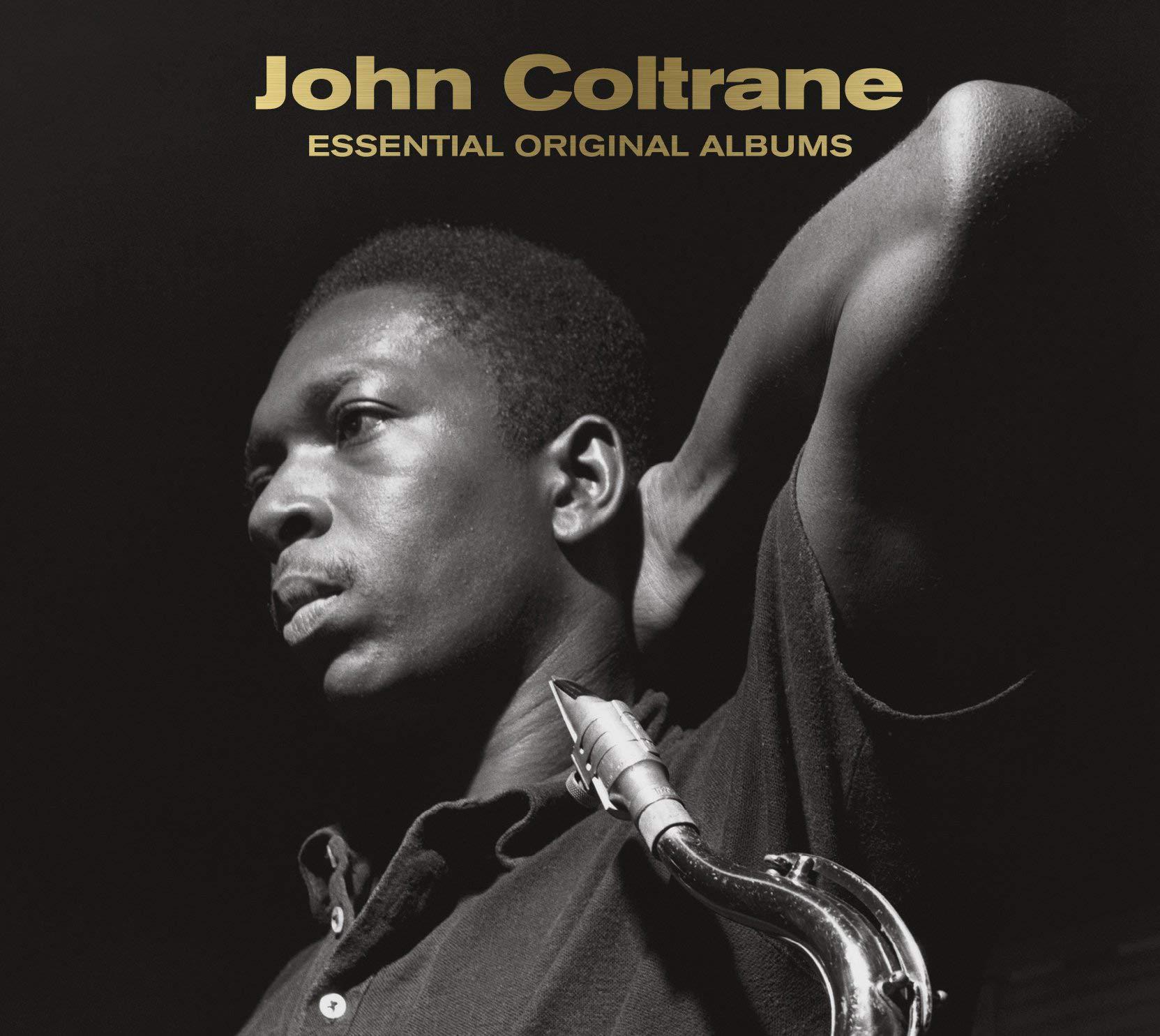 Essential Original Albums - John Coltrane