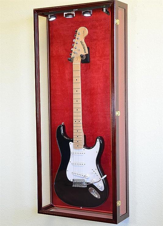 Visión clara Funda Pantalla para guitarra Fender Acústica ...