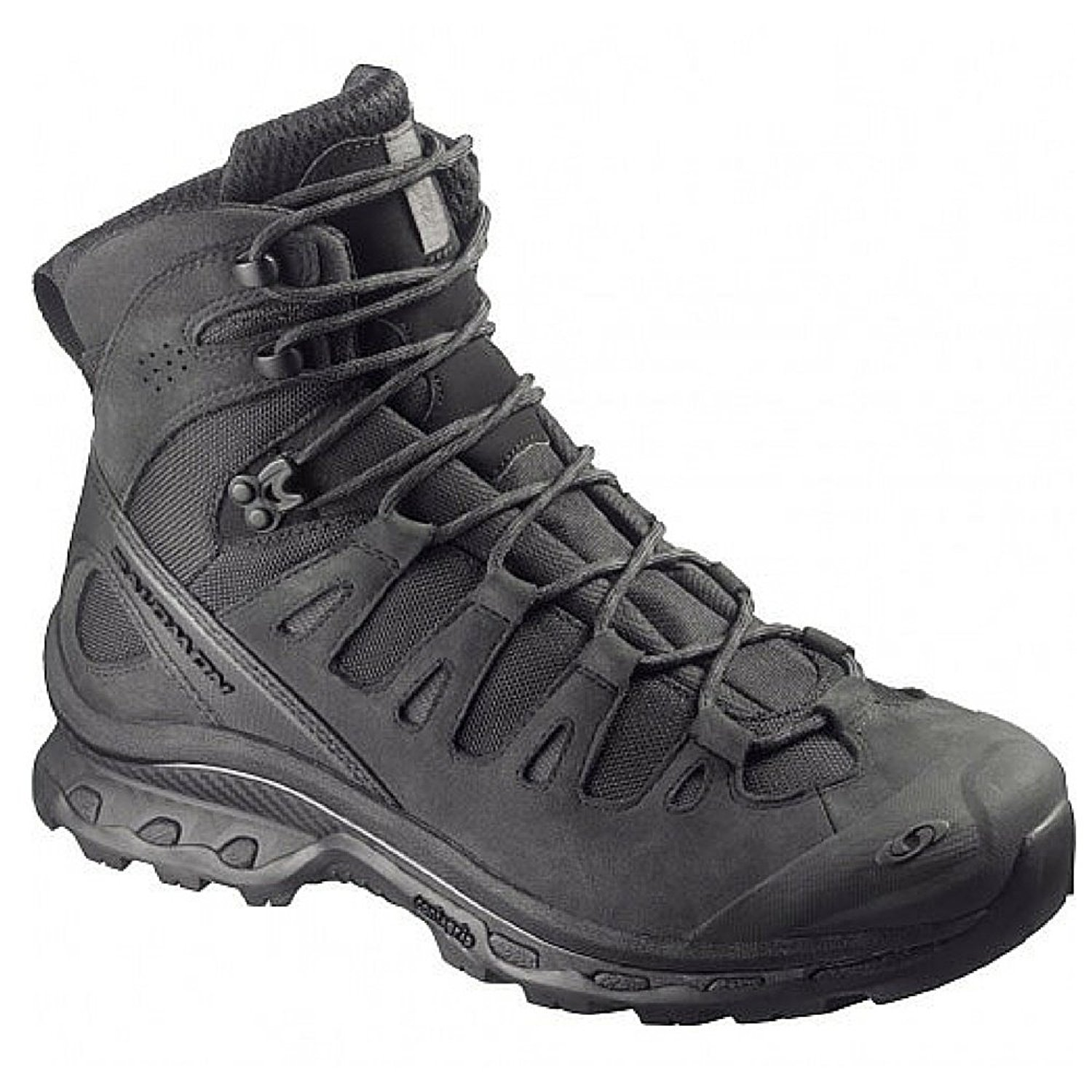 Salomon Quest 4D Forces B00TEEUS5K 11.5 M US|Black/Black