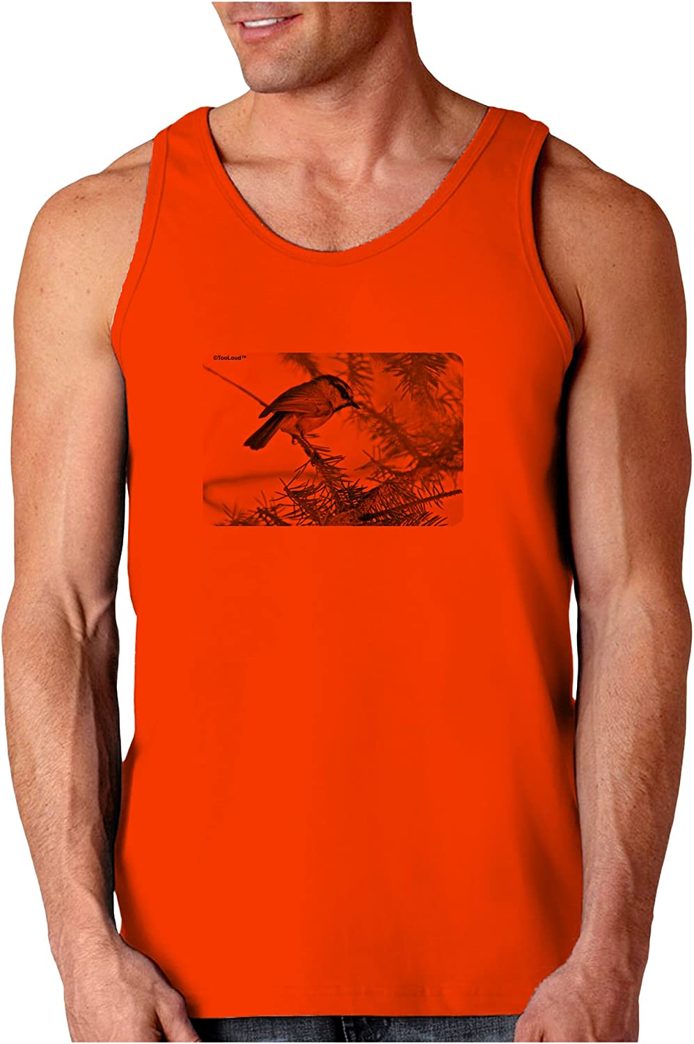TOOLOUD Personalized Captain Loose Tank Top