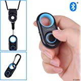 CamKix Camera Shutter Remote Control with Bluetooth Wireless Technology - Lanyard with Detachable Ring Mount - Carabiner…