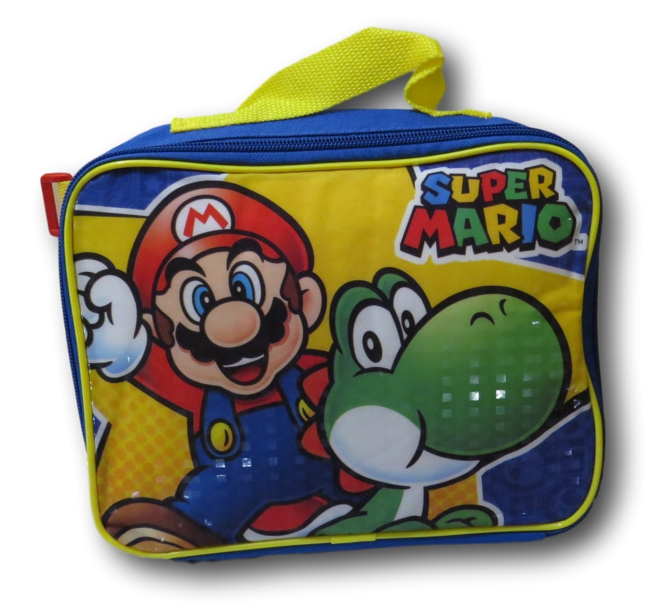 Amazon.com: Nintendo Super Mario Bros. Backpack with Detachable Insulated Lunch Box: KidsDepot