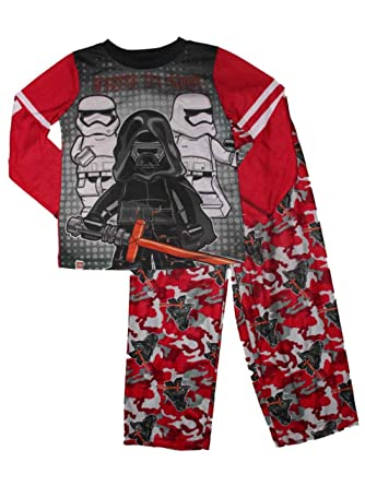 Lego Star Wars Long Sleeve Boys Pajamas 4-12 (4/5)