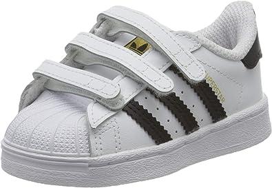 Desde allí chico grandioso  adidas Superstar CF Jr, Zapatillas Deportivas Unisex-Baby: Amazon.es:  Zapatos y complementos