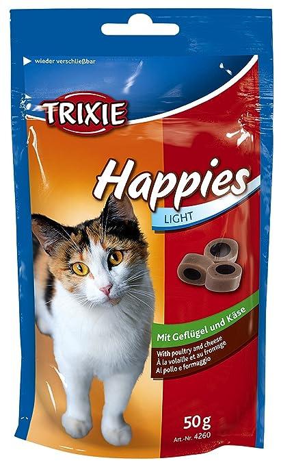 Golosinas para gatos / premios TRIXIE Happies 50 g