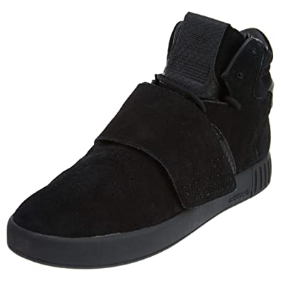 quality design 8108d dbb65 adidas Tubular Invader Strap Mens Style  BY3632-Blk Blk Wht Size