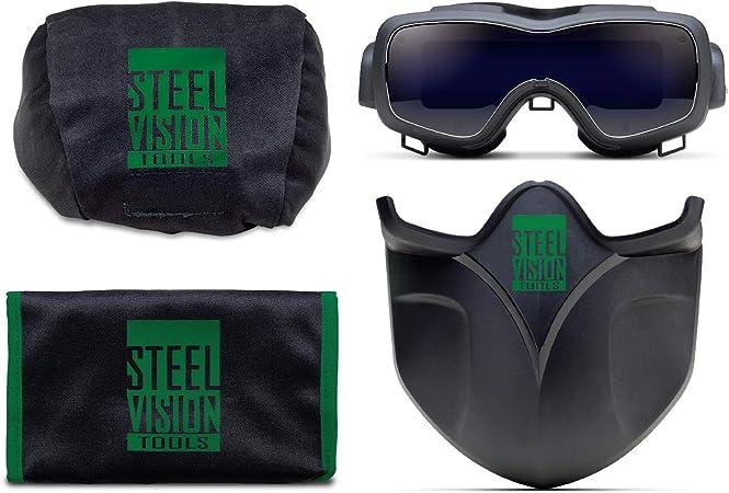 Steel Vision 32143 Skull Face Mask Shell