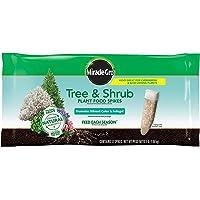 Miracle-Gro Tree & Shrub Fertilizer Spikes - 12 PK (2 Pack)