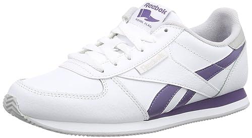 Reebok Royal Classic Jogger Leather - Zapatilla Baja Mujer: Amazon.es: Zapatos y complementos