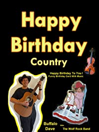 Amazon Happy Birthday Country