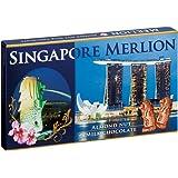 シンガポールお土産 マーライオン アーモンドチョコレート 1箱