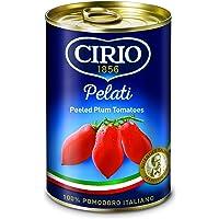 Cirio Peeled Plum Tomatoes 400 g (Pack of