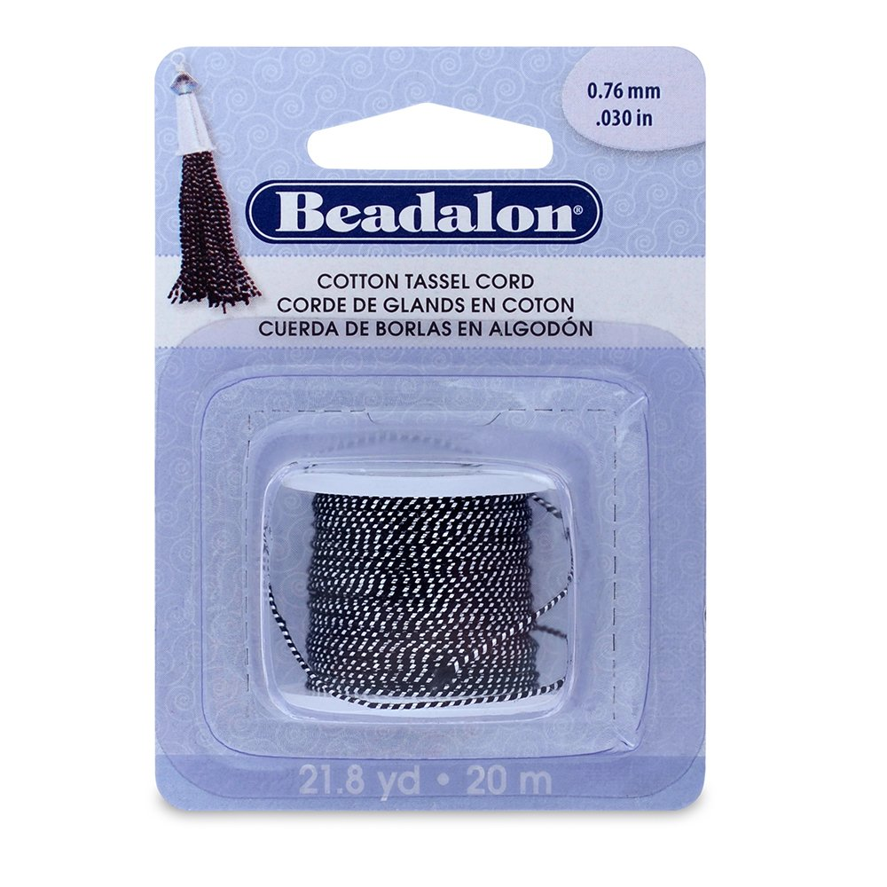 2.5-9.7cm Beadalon 216S-100 7mm O.D Pegs Tassel Maker