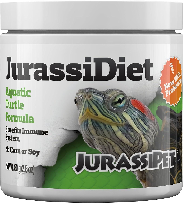 JurassiDiet - Aquatic Turtle, 80 g / 2.8 oz. by Jurassipet B000NGWB3U