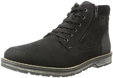 Men boots black (schwarz/schwarz/fumo) 39721-00