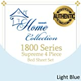 Sweet Home Collection Supreme 1800 Series 4pc Bed