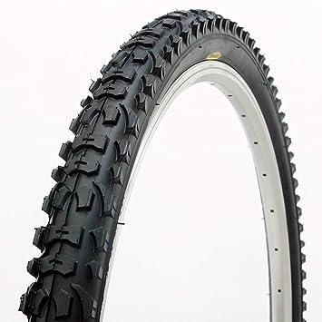 Fincci por Carretera de Montaña Bicicleta Híbrida Neumático Cubiertas 26 x 1,95 54-