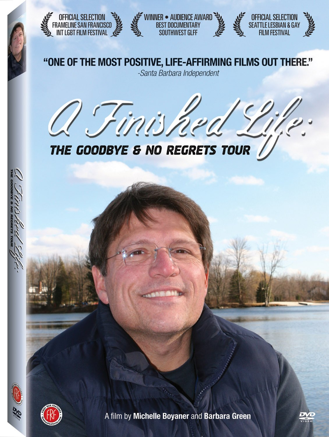 DVD : Gregg Gour - A Finished Life (Full Frame)