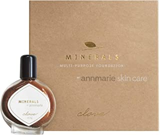 product image for Annmarie Skin Care Clove Shade Minerals - Multi-Purpose Powder Foundation with Mica + Iron Oxide (10.5 Grams)