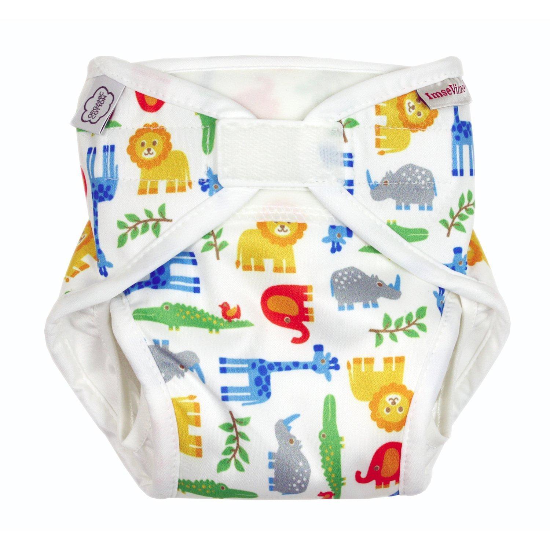 ImseVimse-Culotte de protection Soft Amis de la banquise Taille S