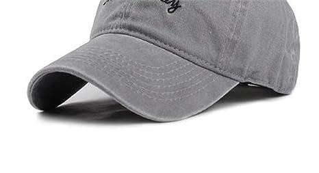 cf90b580 Image Unavailable. Image not available for. Color: Miki Da Fashion Women  Baseball Cap Men Casquette Snapback Caps Hats ...