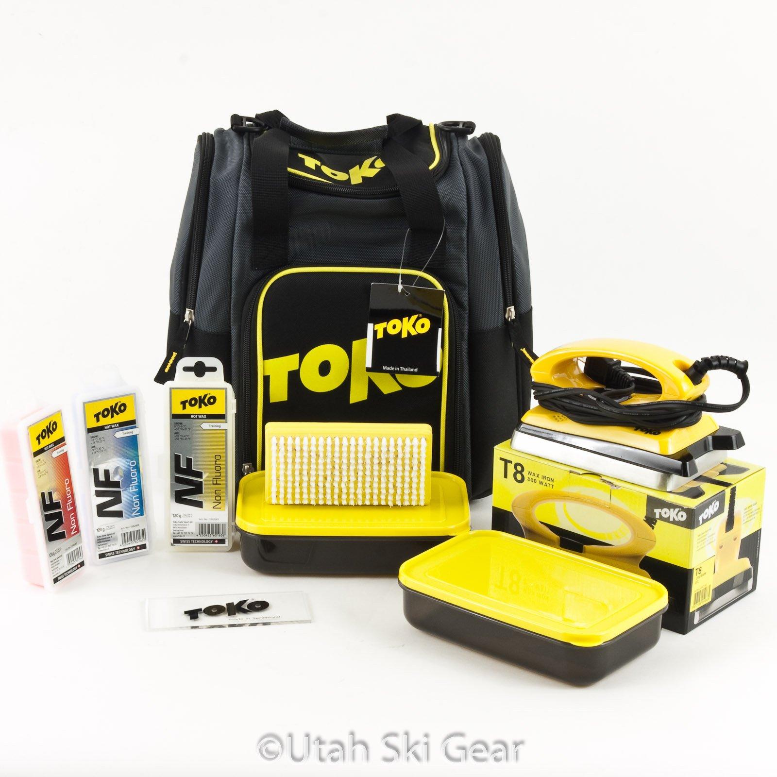 Toko NF Wax Kit with Soft Box